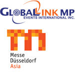 Logos Global Link MP Messe Düsseldorf GmbH