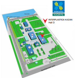 Map interplastica KAZAN